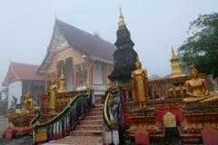 Tempio del Laos Fotografie Stock