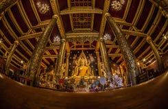 Tempio del monaco Immagine Stock