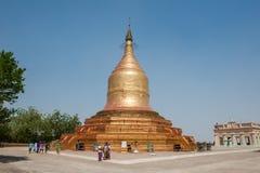 Tempio del Myanmar immagini stock
