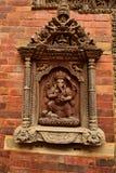 Tempio del ` s Kathmandu del Nepal Immagini Stock