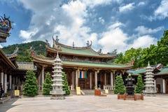 Tempio del sud di Putuo (tempio di Nanputuo) Fotografie Stock