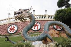 Tempio del taoista - Cebu Fotografia Stock Libera da Diritti