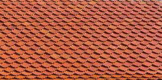 Tempio del tetto Fotografie Stock