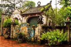 Tempio del Vietnam Immagine Stock
