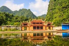 Tempio del Vietnam Immagini Stock