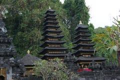 Tempio della caverna del pipistrello di Goa Lawah, Bali, Indonesia fotografia stock libera da diritti