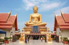 Tempio della cinghia di Pikul, Singburi Tailandia fotografia stock libera da diritti