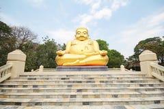 Tempio della cinghia di Pikul, Singburi Tailandia Immagine Stock