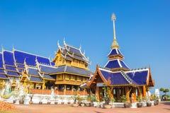 Tempio della divieto-tana di Wat, chiangmai, Tailandia fotografia stock