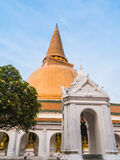 Tempio della pagoda Fotografia Stock