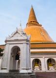 Tempio della pagoda Immagini Stock