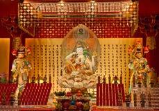 Tempio della reliquia del dente di Buddha Fotografia Stock Libera da Diritti
