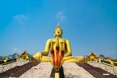 Tempio della Tailandia della cinghia del ANG del muang di Wat Fotografia Stock
