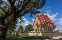 Tempio della Tailandia sono pubblico dominio o tesoro di buddismo Fotografie Stock Libere da Diritti