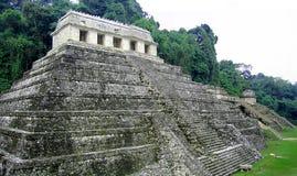 Tempio delle iscrizioni Immagini Stock Libere da Diritti