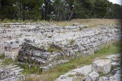 Tempio di阿波罗 库存照片