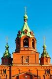 Tempio di Alexander Nevsky Fotografie Stock