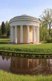 Tempio di amicizia in Pavlovsk Fotografia Stock