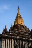 Tempio di Ananda Fotografia Stock