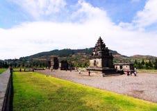 tempio di arjuna fotografia stock