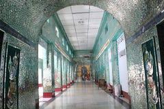 Tempio di Bagan nel Myanmar Immagini Stock Libere da Diritti