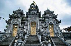 Tempio di balinese Fotografia Stock