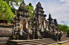 Tempio di balinese Fotografia Stock Libera da Diritti