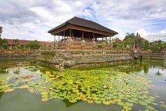 Tempio di balinese in Klung Kung, Semarapura, Bali, Indonesia Fotografia Stock