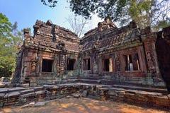Tempio di Banteay Kdei Fotografie Stock Libere da Diritti