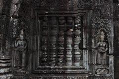 Tempio di Banteay Kedi in Angkor Immagini Stock Libere da Diritti