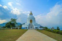 Tempio di Barahi nel Nepal Fotografia Stock