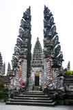 Tempio di Batur, Bali, Indonesia immagine stock libera da diritti