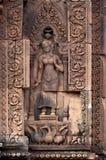Tempio di Bayon Fotografia Stock Libera da Diritti