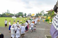Tempio di Besakih in Bali, Indonesia immagini stock libere da diritti