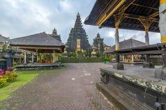 Tempio di Besakih in Bali, Indonesia Fotografie Stock