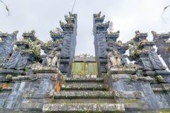 Tempio di Besakih in Bali, Indonesia Immagini Stock