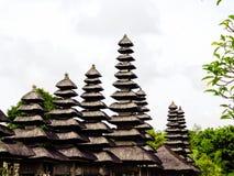 Tempio di Besakih, tempio indù di Bali, Indonesia fotografia stock
