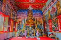 Tempio di Buddha. Immagine Stock