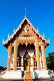 Tempio di Buddha Fotografia Stock Libera da Diritti