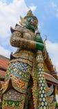 Tempio di Buddha del gigante a Bangkok Immagini Stock Libere da Diritti