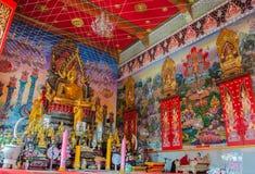 Tempio di Buddha. No.2 Fotografie Stock Libere da Diritti