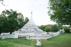 Tempio di Buddish intorno alla Tailandia Fotografie Stock