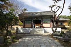 Tempio di buddismo di Krean Immagini Stock