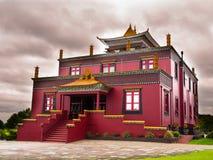 Tempio di Budhist Fotografia Stock Libera da Diritti