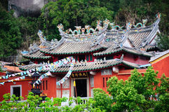 Tempio di Chinaese Fotografie Stock