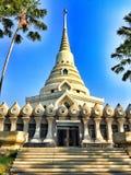Tempio di chonburi della Tailandia fotografie stock