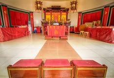 Tempio di culto Immagine Stock