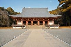 Tempio di Daigoji Fotografie Stock Libere da Diritti