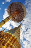 Tempio di Doi Suthep Immagine Stock