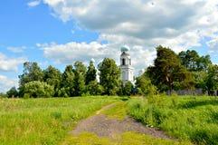 Tempio di Glebovsky immagini stock